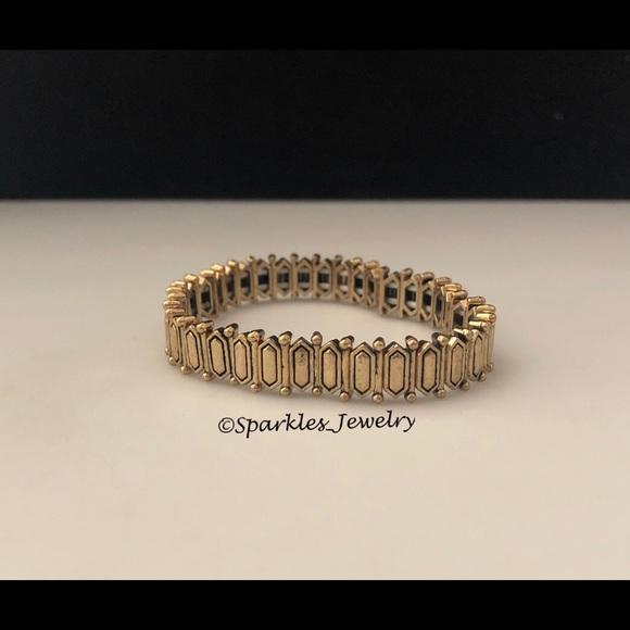 Plunder Jewelry - Plunder MORGAN Gold Rods Bracelet